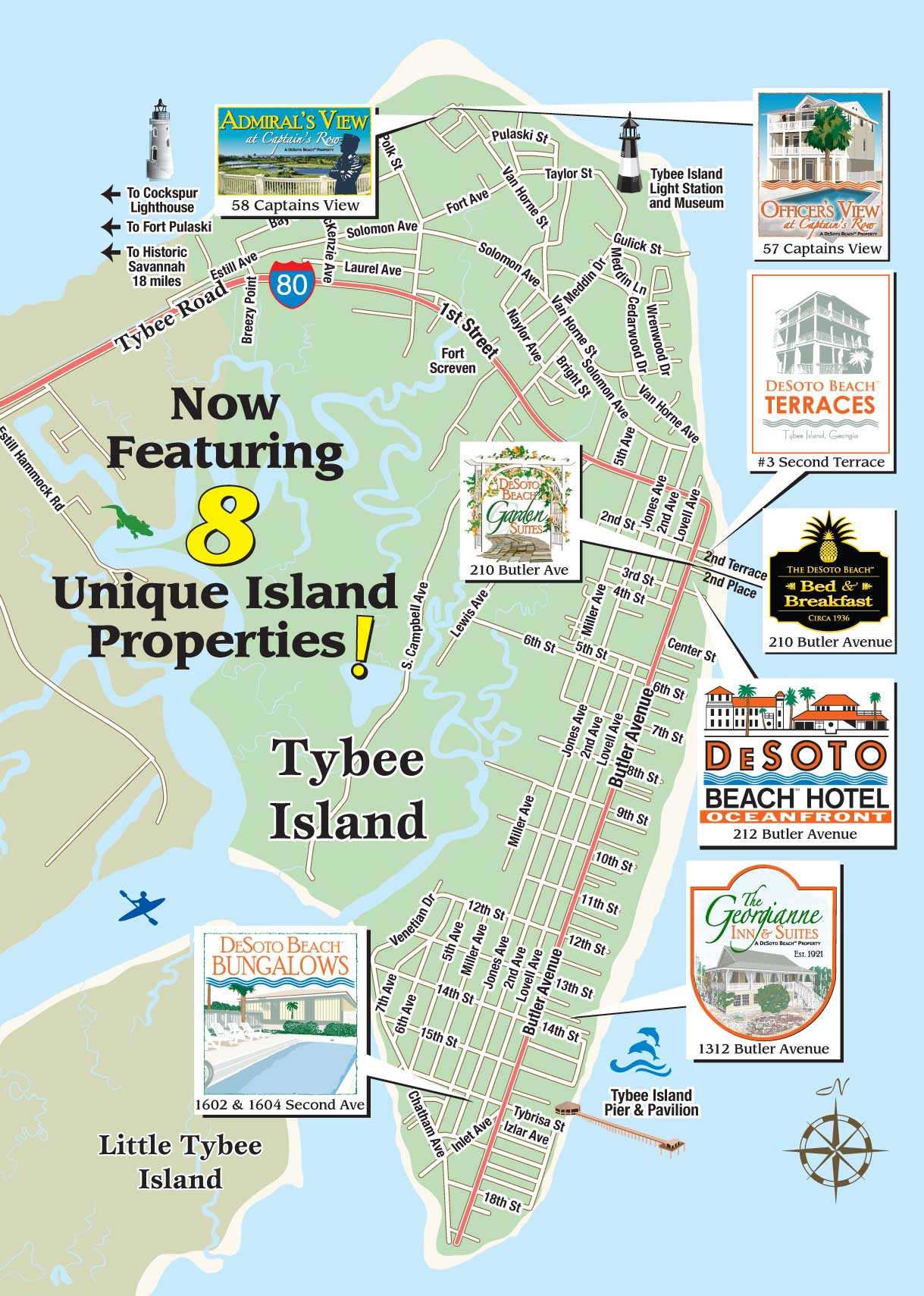 About us - DeSoto Beach Hotel